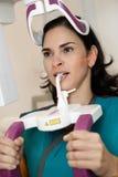 Radiografía panorámica dental Foto de archivo