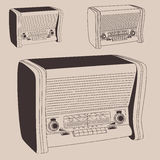 Radiogramophone Royalty Free Stock Photo
