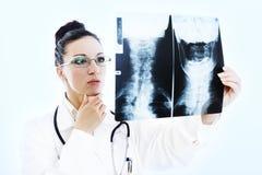 radiography Royaltyfri Foto