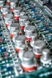 Radiokomponenten Lizenzfreie Stockfotos