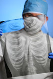 radiologi Royaltyfri Fotografi
