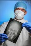 radiologi Fotografering för Bildbyråer