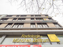 Radiologia Monaco di Baviera Immagini Stock