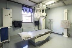 Radiologiczny pokój Zdjęcia Stock