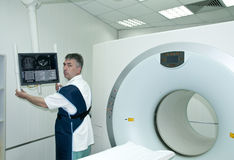 Radiologist Royalty Free Stock Image