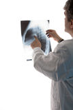 Radiologist Royalty Free Stock Photography