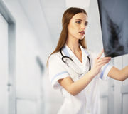Radiologist Stock Photography