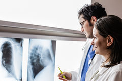 Radiologists Stock Images