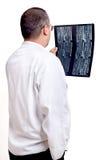 Radiologue, Phycisian, docteur Images stock