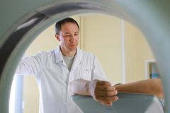 Radiology Stock Image