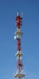 radiomast wysokiego metali Zdjęcie Stock