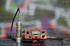 Radiometer Royalty Free Stock Image