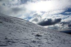 Radiophares de Brecon, Pays de Galles Image libre de droits
