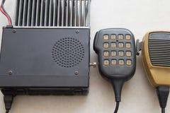 Radioradiokommunikationer Arkivfoton