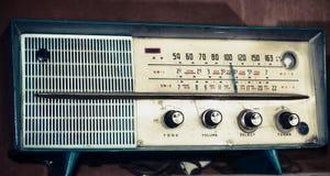 Radios de vintage Photo stock