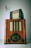 Radios de vintage Image stock