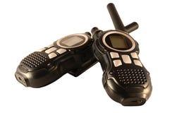 Radios toujours bi-directionnelles de la vie Photos libres de droits