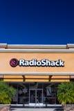 RadioShack retail store exterior Stock Image