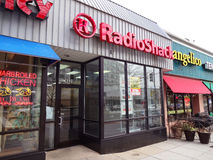 RadioShack Store Closing Soon Royalty Free Stock Photos