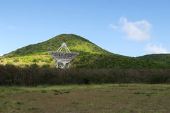 Radiotélescope de Lovell photos libres de droits