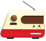 radiotappning Royaltyfri Illustrationer