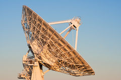 Radiotelescoop VLA Stock Foto