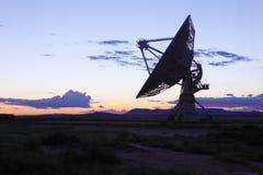 radiotelescope Стоковое Изображение