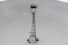 radiotelescope de jodrell de côté Photographie stock libre de droits