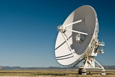 Radiotelescope - Very Large Array, New Mexico Stock Photos