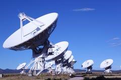 Radiotelescopes Royalty Free Stock Image