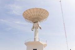 Radiotelescopes in Thailand Royalty Free Stock Photography