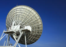 Radiotelescopes at the Very Large Array Stock Photos