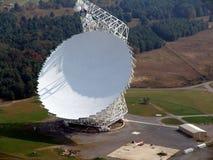 radioteleskop royaltyfri bild