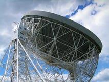 radioteleskop Arkivbilder