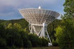 Radioteleskop Effelsberg Fotografering för Bildbyråer