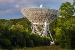 Radioteleskop Effelsberg Arkivfoton