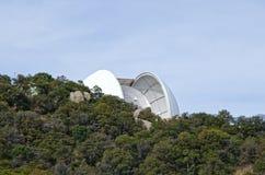 Radioteleskop på Kitt Peak National Observatory Royaltyfri Bild