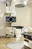 Radiotherapy Simulator. Photo of radiotherapy simulator at hospital Royalty Free Stock Photos