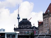 Radiotoren in Berlin Germany Stock Fotografie