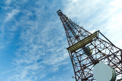 radiotorn Arkivbilder