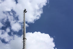 Radiotower Royalty Free Stock Photography