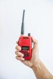 Radioverbinding Stock Foto