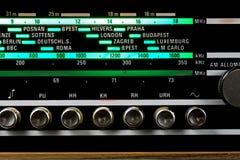 Radiovertoning Royalty-vrije Stock Afbeeldingen