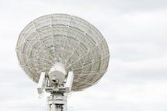 Radiowego teleskopu naczynie Fotografia Royalty Free