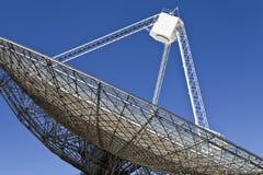 Radiowego teleskopu naczynie w Parkes, Australia Obrazy Royalty Free