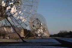 Radiowy obserwatorium Obraz Stock