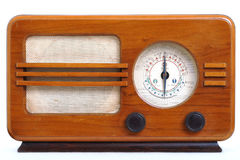 radiowy retro Fotografia Stock