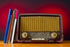 radiowy rocznik Obrazy Stock