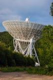 Radiowy teleskop Effelsberg Zdjęcia Stock