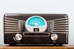 radiowy zbliżenie rocznik Obraz Stock